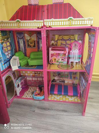 Домик для барби без мебели