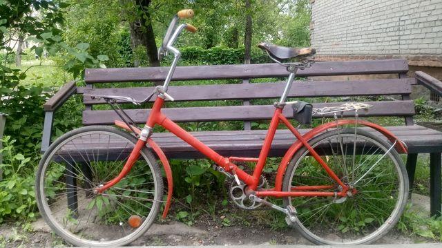 Велосипед Салют!