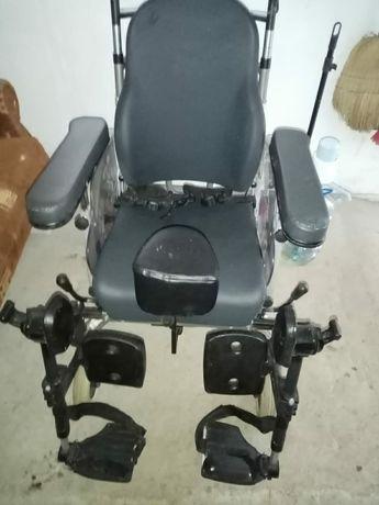 Wózek inwalidzki specjalny vermeiren inovys 2