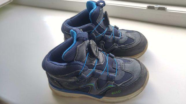 Ботинки демисезонные Ecco 27 (17.5 см)