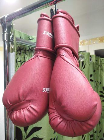 Перчатки боксерские тренинг