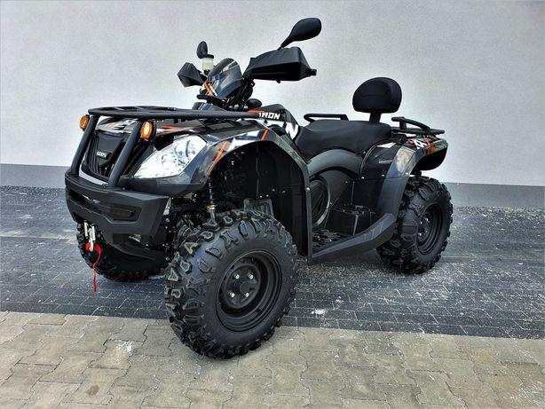 Quad CF MOTO GOES 400 IRON MAX 4x4 T3B Raty Fa Vat 23% MODEL 2021