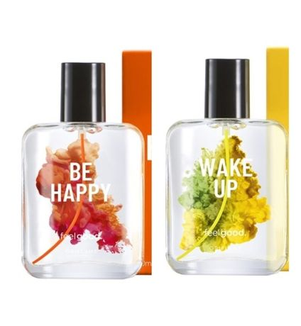 Woda damska Be Happy, Wake up Oriflame