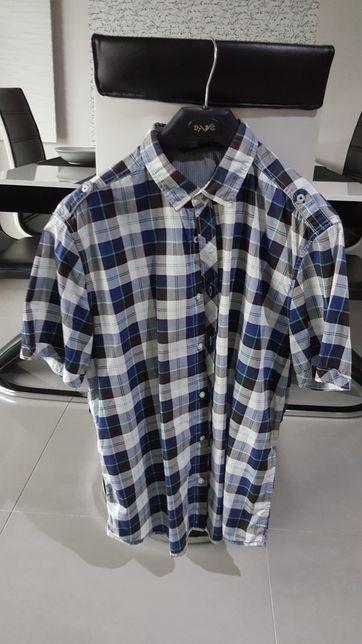 Męska koszula TOM TAILOR XL