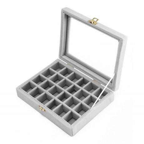 Szkatułka etui pudełko organizer na bransoletki B3