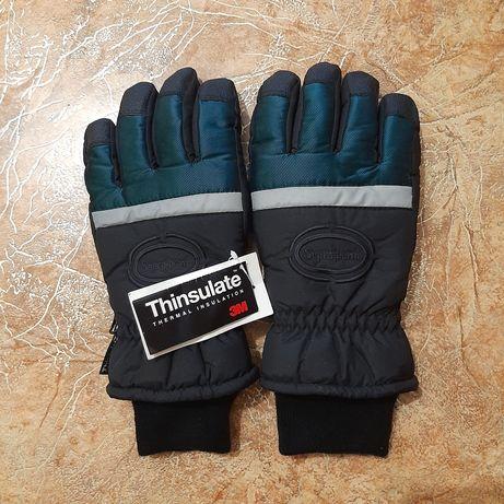 Зимние горнолыжные перчатки Thinsulate 3М