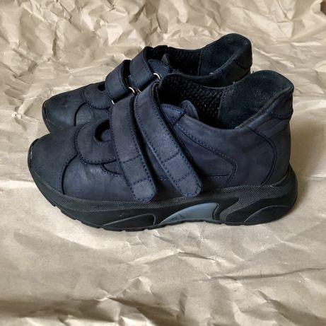 Кросівки, ботинки шкіряні ортопедичні 32 р