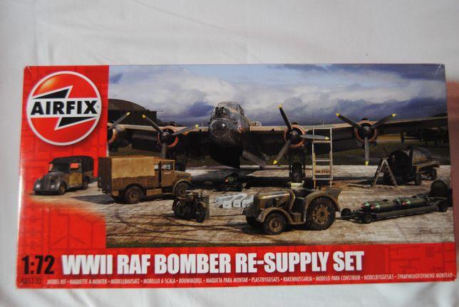 1/72 RAF Bomber Resuply Set AirFix