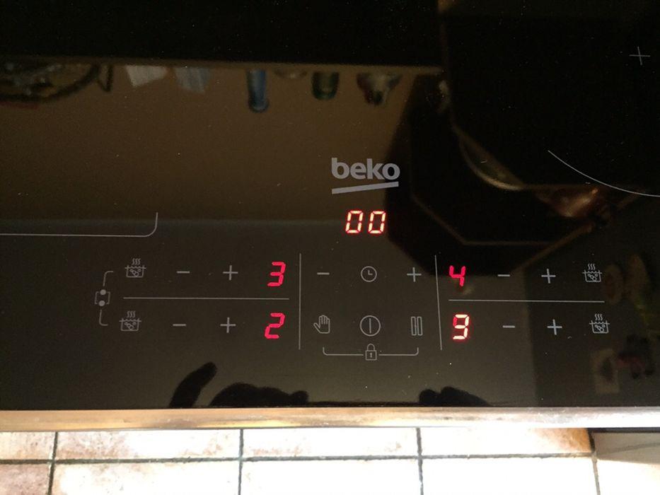 Płyta indukcyjna Beko HII64201FHTX - 100% Sprawna Nakło nad Notecią - image 1