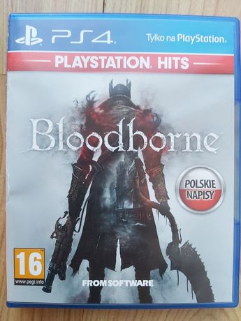 Bloodborne ( PS4 ) Stan BDB!!!