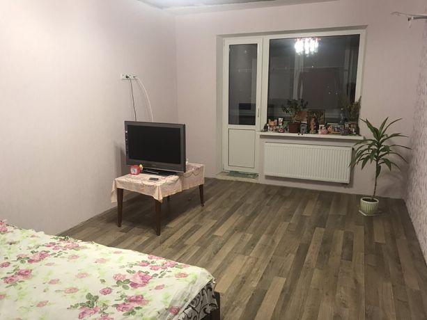 Продается большая 1-о комнатная квартира в новом доме