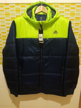 Adidas куртка зимняя