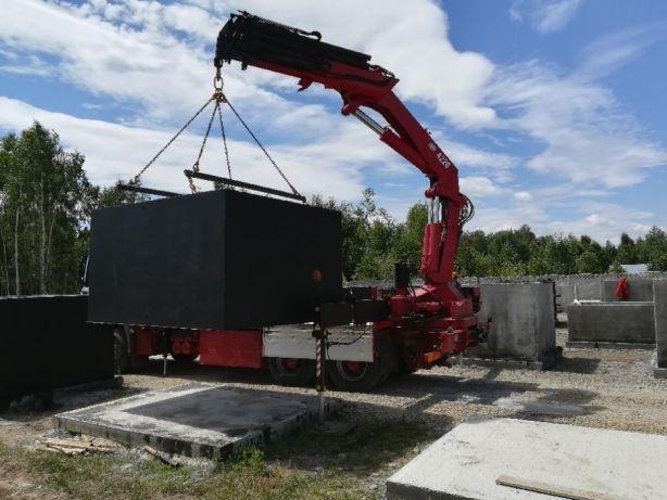 Szamba betonowe 12m3 z atestem Biała Podlaska