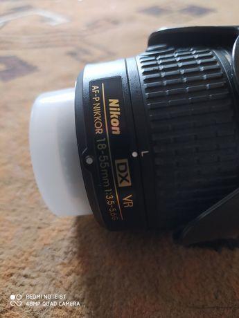 Объектив Nikon AF-P 18-55