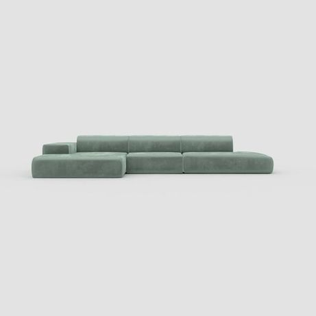 Sofa modułowa narożnik kanapa nowoczesna