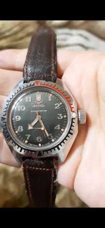 командирские часы восток, радянскі, ссср,часы Амфібія,Амфибия,годинник