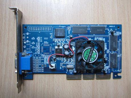 Видеокарта nVidia GeForce 2 MX400 AGP (32Mb)