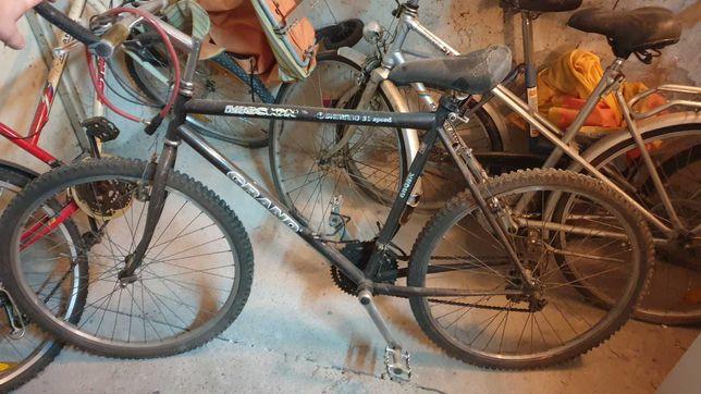 Stary rower jak na zdjeciach