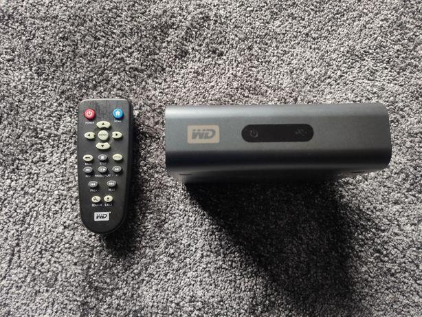 WD TV Live - odtwarzacz multimedialny FHD