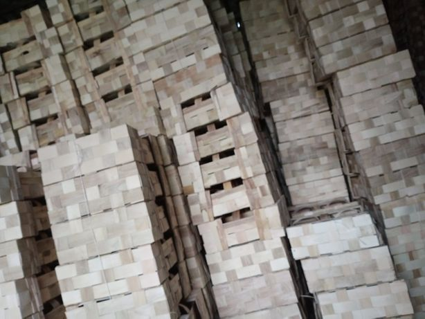 Koszyki łubianki 2kg na truskawki ręcznie robione kobiałki z topoli