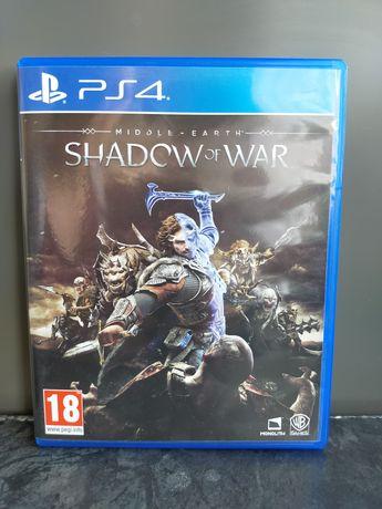 Shadow of War PS4 stan idealny