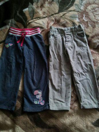 2 пары! штаны, брюки Некст/Next 98р.
