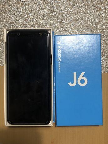 Nieuzywany telefon Samsung galaxy J6