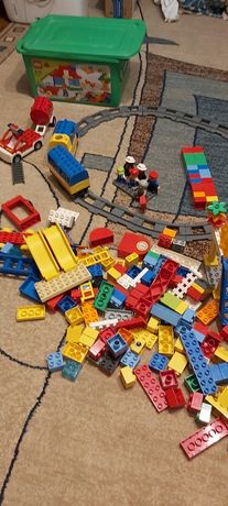 Klocki Lego Duple przesyłka gratis