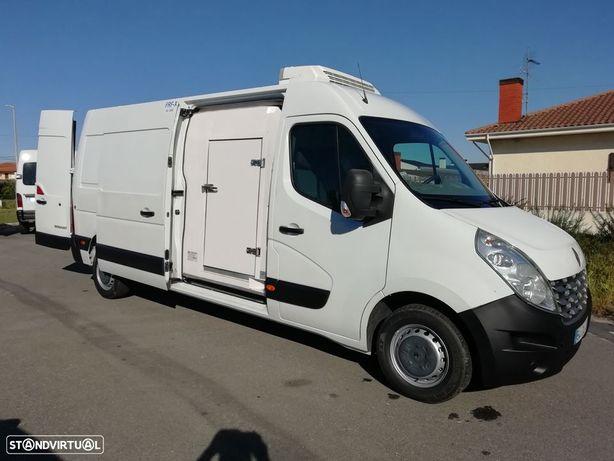 Renault Master DCI150-frio