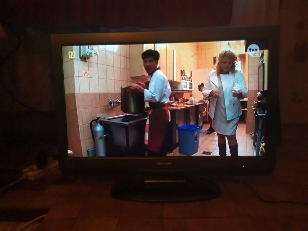 Sprzedam telewizor sharp aquos 32 cale Wrocław