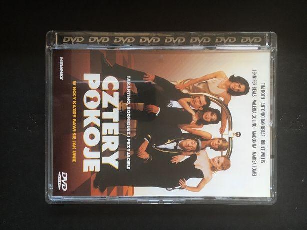Cztery Pokoje - DVD