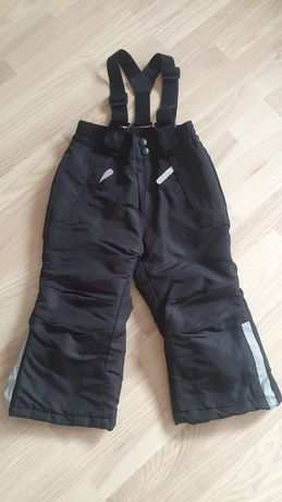 Spodnie narciarskie dziewczęce rozm.92 cm