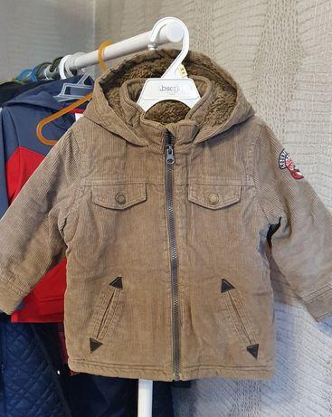 Куртка деми, еврозима