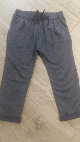 Модные штаны на девочку 24-36 мес