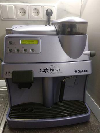 Кофемашина Saeco cafe nova
