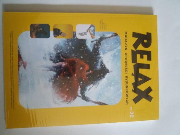 Relax #32 - mag komiksowy