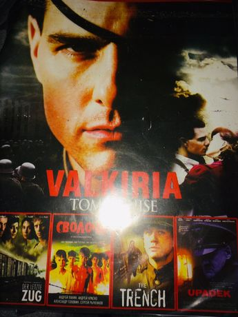 Valkiria film dvd