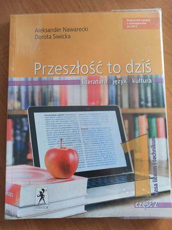 Język polski Przeszłość to dziś klasa 1 część 2