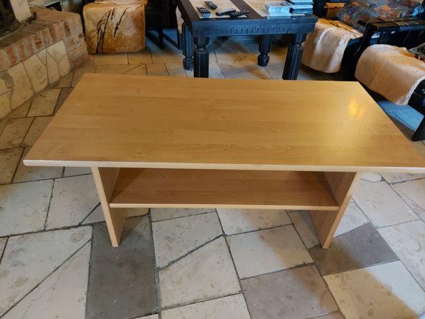 Ława, stolik 120x60 z półką