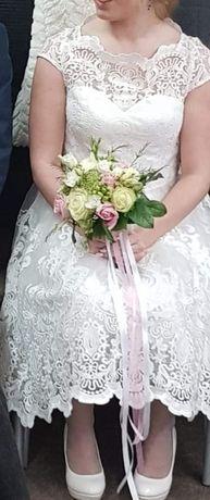 Sukienka ślubna rozmiar 40
