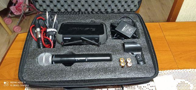 Mikrofon Shure SM58 bezprzewodowy