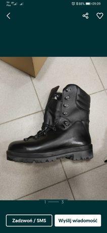 Buty wojskowe zimowe wzór 933 rozmiar 26