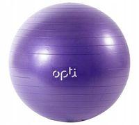 OPTI piłka do ćwiczeń rehabilitacyjna 65 cm
