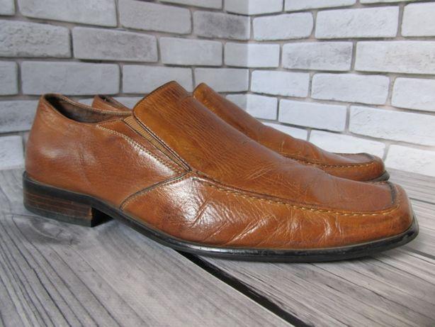 туфли Dune, кожаные, размер 42