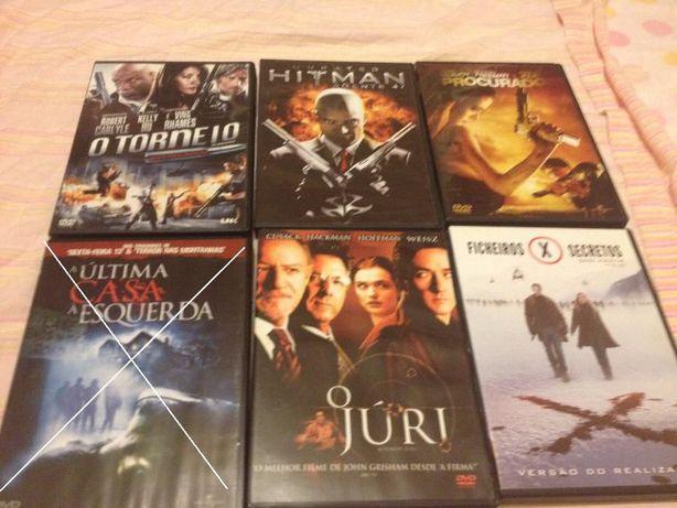 DVDs - vários (anúncio 4 de 12)