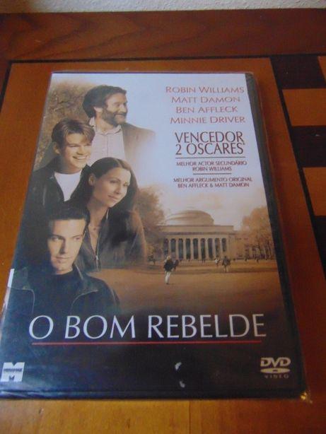 O Bom Rebelde DVD NOVO