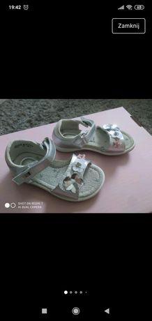 Sandałki dziewczęce 26