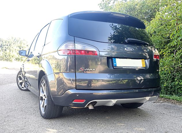 Ford S Max 2.0 tdci RS