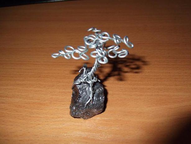 Дерево из проволоки ручной работы оригинальны подарок изделия Wire Art