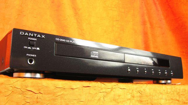 cd player DANTAX CD-2040 polecam amplituner wzmacniacz głośniki wieża